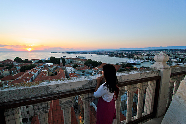 Zadar, Croatia, photo Patty Ho (CC BY 2.0)